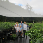 Engelhardt Citrus Trees - John and Sonja Engelhardt with family and staff.